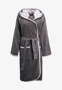 TOM TAILOR - FEEL GOOD - Dressing gown - grau - 5