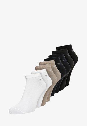 BASIC 8 PACK - Sokken - white