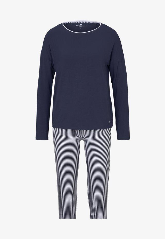 SET - Pyjama - blue ring