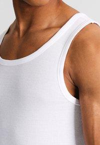 TOM TAILOR - 2 PACK - Camiseta interior - white - 3