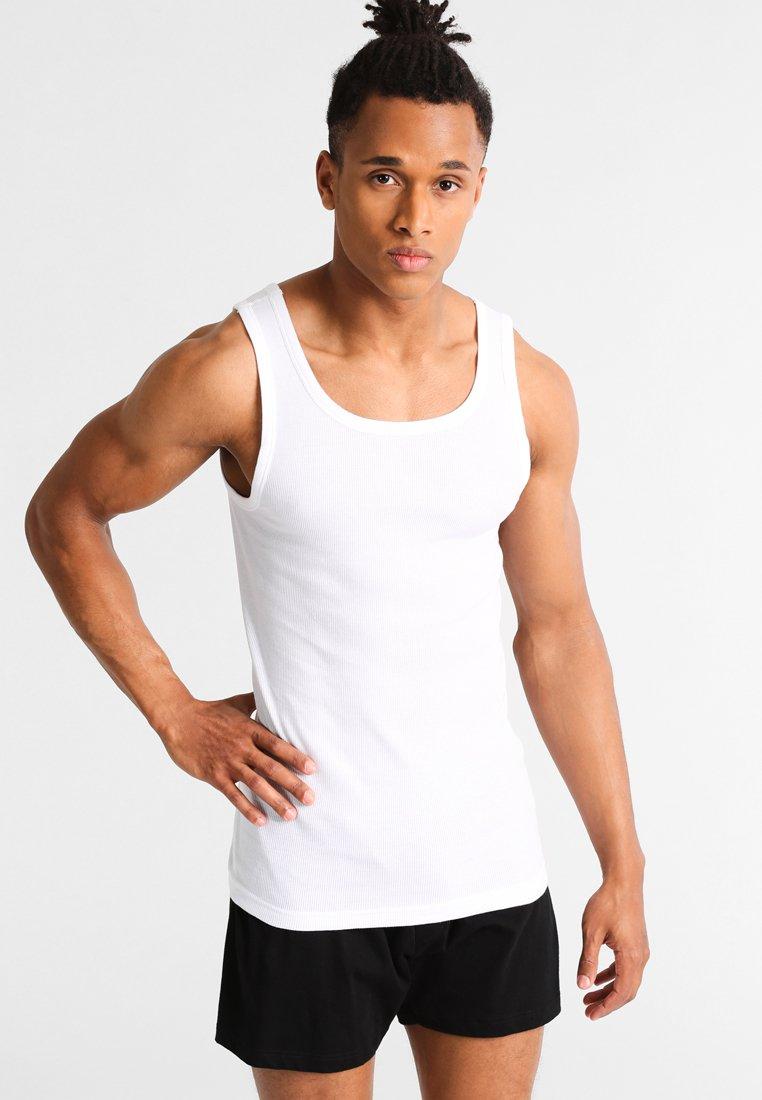TOM TAILOR - 2 PACK - Camiseta interior - white