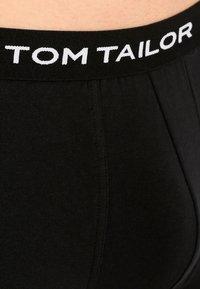 TOM TAILOR - 3 PACK - Shorty - black - 2