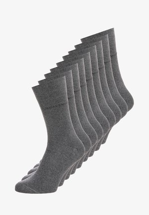 BASIC 9 PACK - Calcetines - anthracite