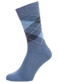 TOM TAILOR - 4 PACK - Sokken - blau/schwarz - 3