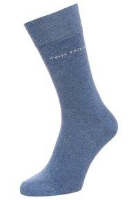 TOM TAILOR - 4 PACK - Sokken - blau/schwarz - 2