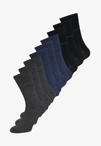 TOM TAILOR - 9 PACK - Calcetines - blue - 0