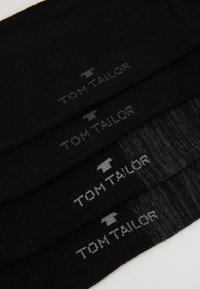 TOM TAILOR - WINTER STRIPES 6 PACK - Sokken - black - 3