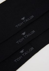 TOM TAILOR - SPORTIVE 6 PACK - Sukat - black - 2