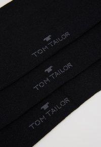 TOM TAILOR - SPORTIVE 6 PACK - Sokken - black - 2