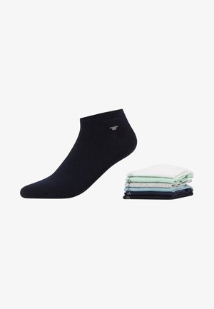SNEAKER UNI BASIC 6 PACK - Chaussettes - dark blue/light grey/white