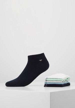 SNEAKER UNI BASIC 6 PACK - Chaussettes - dark blue/light grey/white