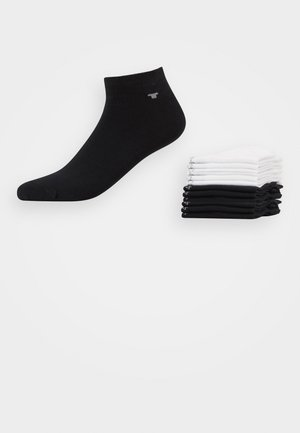 SNEAKER UNI BASIC 6 PACK - Calcetines - white