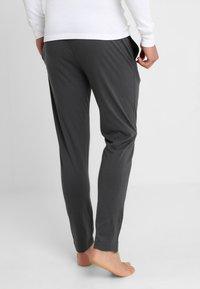 TOM TAILOR - Pyjamasbyxor - grey dark solid - 2
