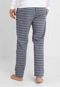 TOM TAILOR - Pantalón de pijama - blue-dark-check - 2