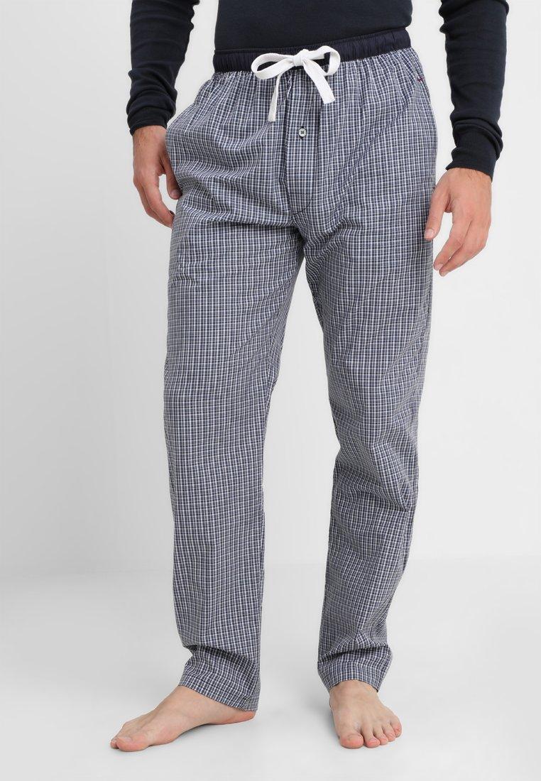 TOM TAILOR - Nattøj bukser - blue medium