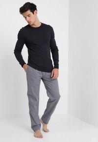 TOM TAILOR - Pyjama bottoms - blue medium - 1
