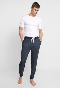 TOM TAILOR - Pantalón de pijama - blue dark melange
