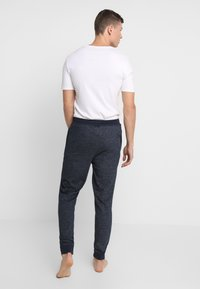 TOM TAILOR - Pantalón de pijama - blue dark melange - 2