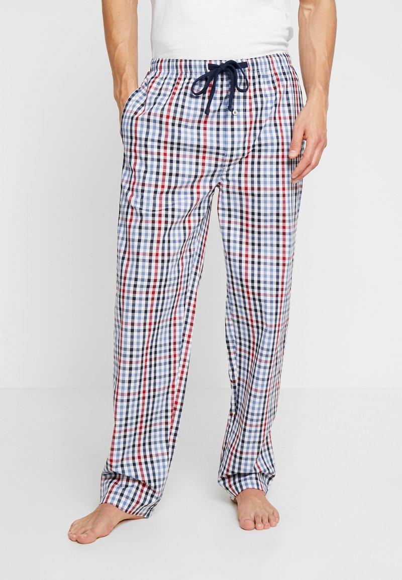 TOM TAILOR - LANG - Pantalón de pijama - blue/light