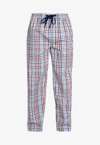TOM TAILOR - LANG - Pantalón de pijama - blue/light - 3
