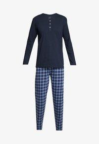 TOM TAILOR - Pijama - dark blue - 4