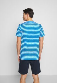 TOM TAILOR - Pyjama - blue medium allover