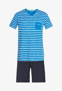 TOM TAILOR - Pyjama - blue medium allover - 4