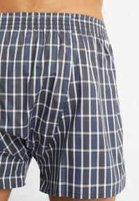 TOM TAILOR - 2ER PACK - Boxer shorts - darkblue/blue - 2