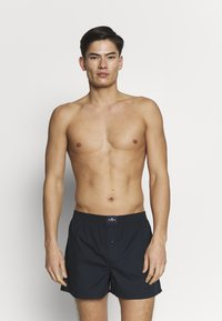 TOM TAILOR - 3 PACK - Boxer shorts - dark blue/blue/green - 2