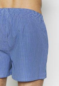 TOM TAILOR - 3 PACK - Boxer shorts - dark blue/blue/green - 6