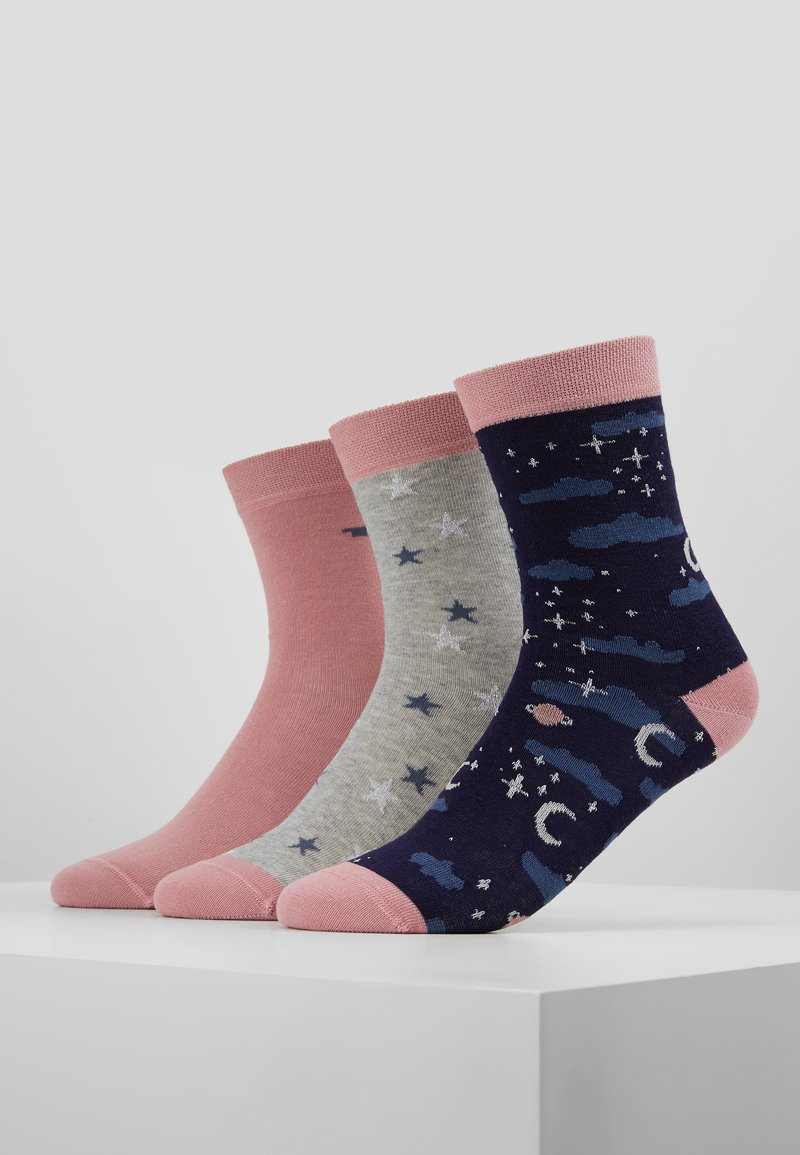 TOM TAILOR - DREAMWORLD SOCKS - Socks - mixed