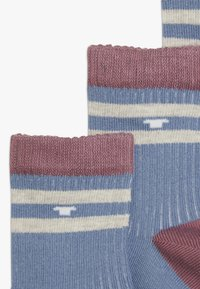 TOM TAILOR - SPORTIVE STRIPES 6 PACK - Calze - mixed - 3