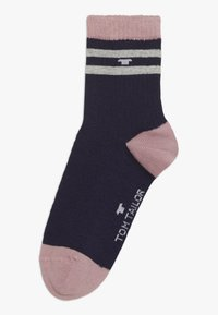 TOM TAILOR - SPORTIVE STRIPES 6 PACK - Calze - mixed - 1