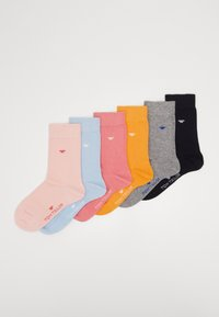 TOM TAILOR - BASIC 6 PACK - Calcetines - multicolor - 0