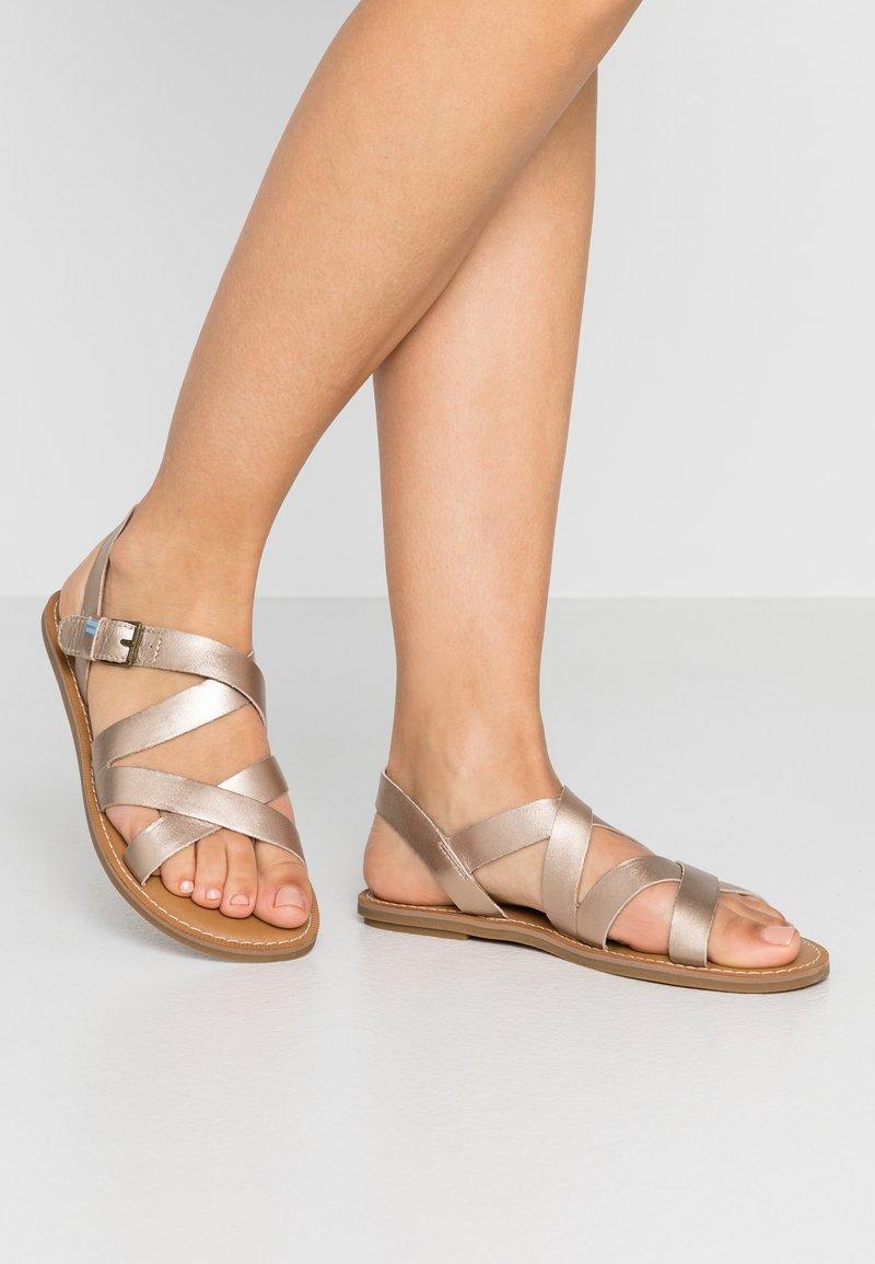 TOMS - SICILY - Sandals - pink