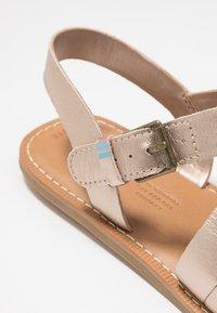 TOMS - SICILY - Sandals - pink - 2