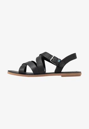 SICILY - Sandals - black