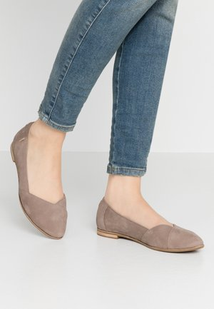 JULIE - Ballet pumps - taupe