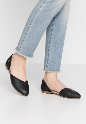 JULIE D ORSAY - Ballet pumps - black