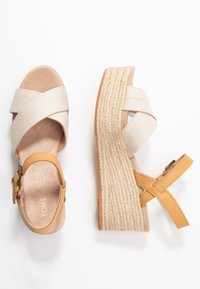 TOMS - WILLOW - Espadrilles - natural - 3