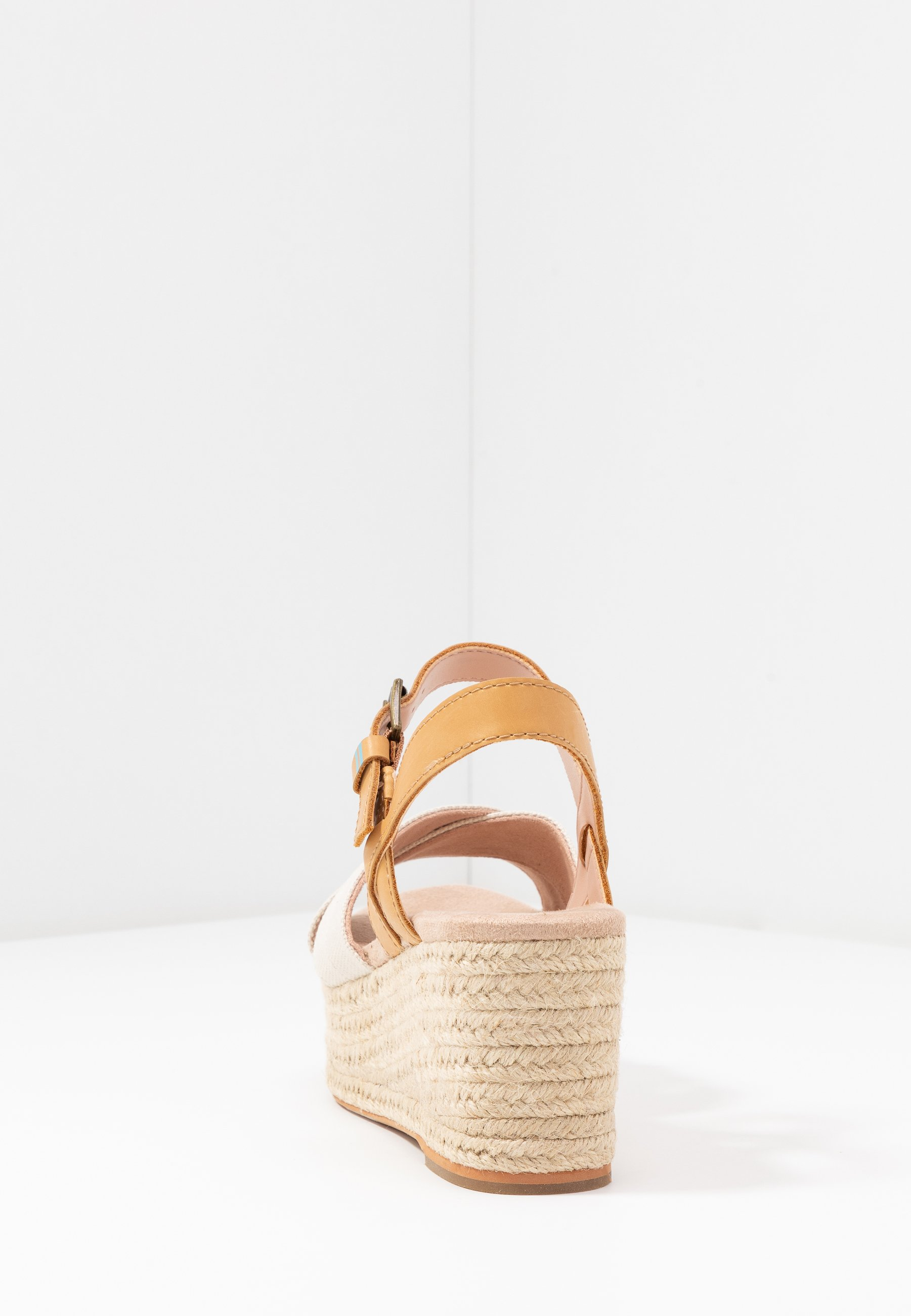 TOMS WILLOW - Espadrilles - natural