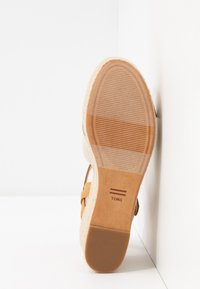 TOMS - WILLOW - Espadrilles - natural - 6