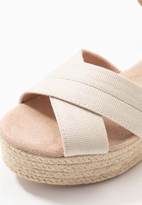 TOMS - WILLOW - Espadrilles - natural - 2