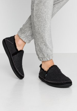 INDIA - Pantuflas - dark grey