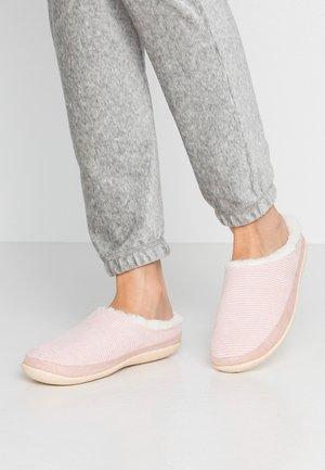 IVY - Domácí obuv - pink