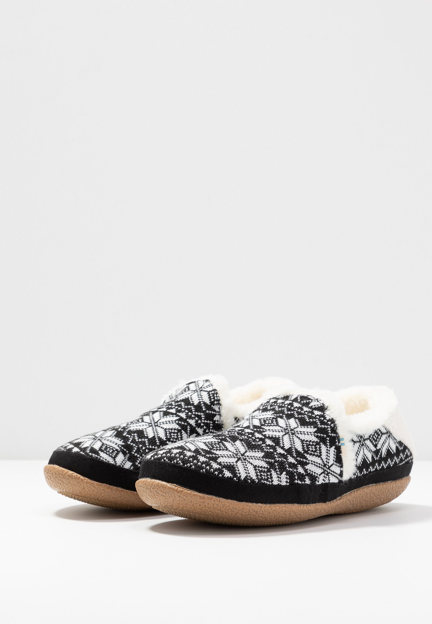 TOMS INDIA - Hausschuh - black - Black Friday