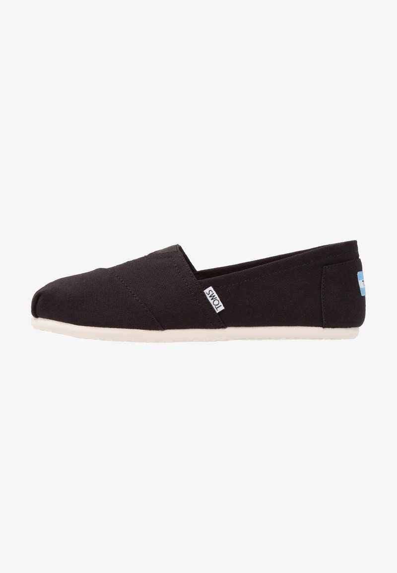 TOMS - CLASSIC - Slip-ons - black