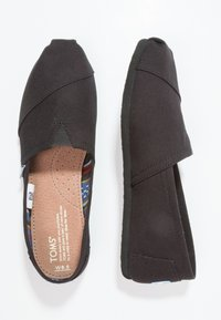 TOMS - Mocassins - black - 2
