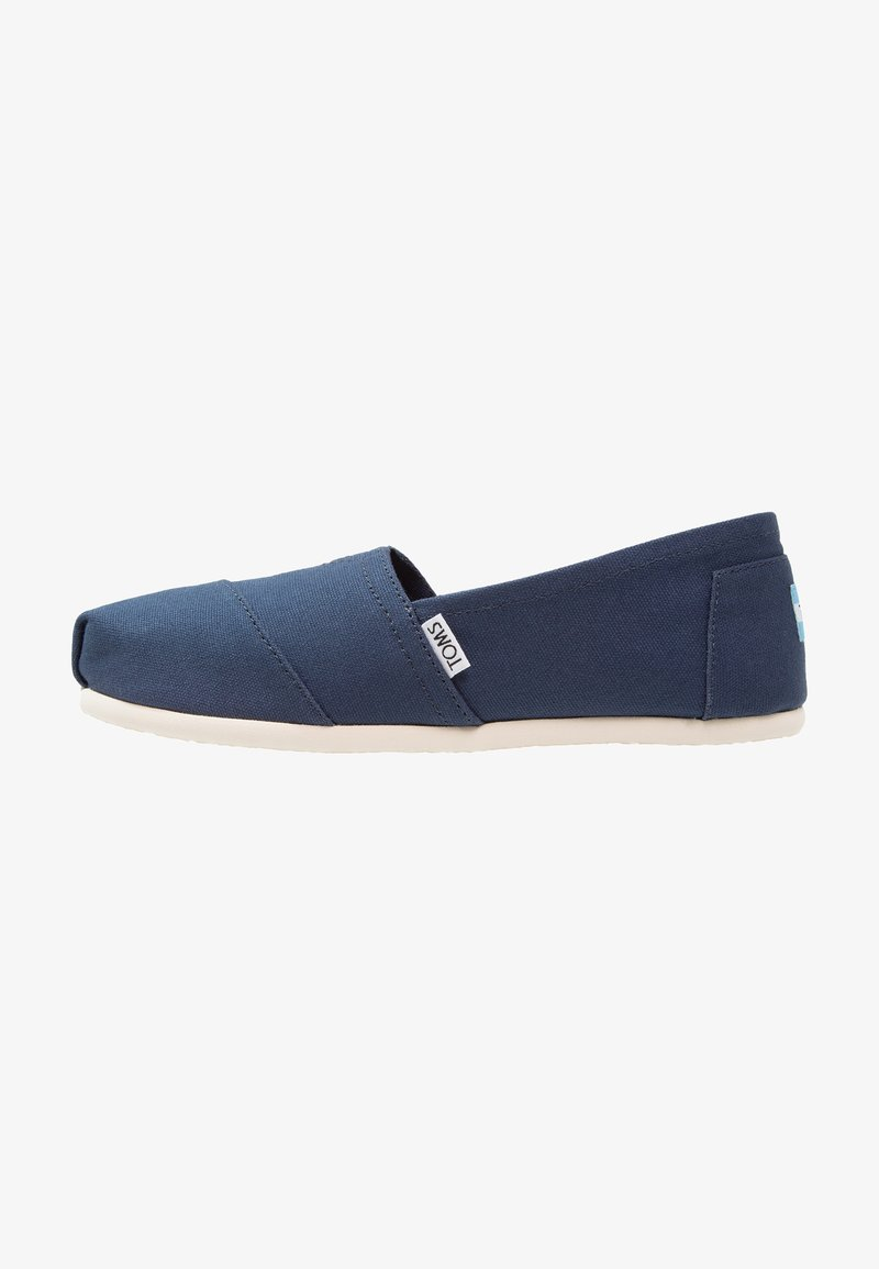 TOMS - CLASSIC - Instappers - navy