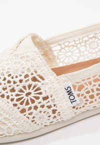 TOMS - ALPARGATA - Mocassins - natural - 5